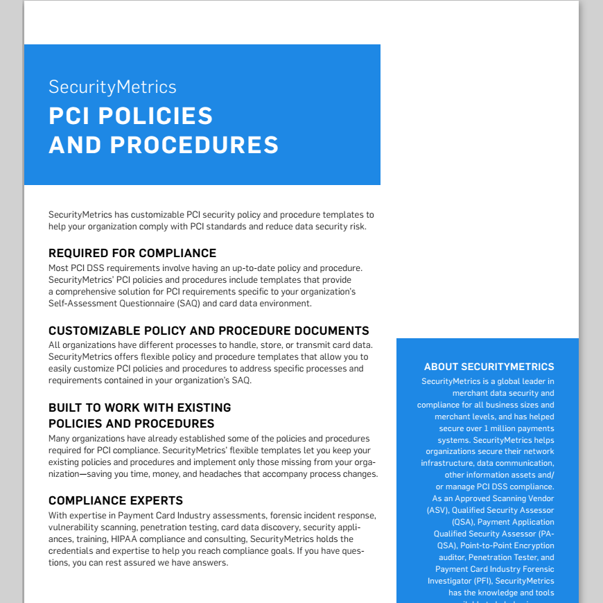 Intro to PCI Compliance